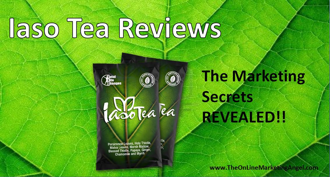 Iaso Tea Reviews: The Marketing Secrets Revealed: www.theonlinemarketingangel.com/iaso-tea-reviews